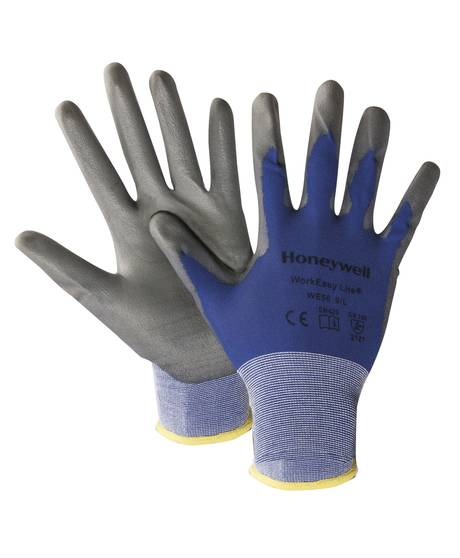 Honeywell Work Easy Lite WE 50 small - Dipped Gloves