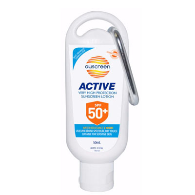 ausuncreen active - Auscreen Sunscreen