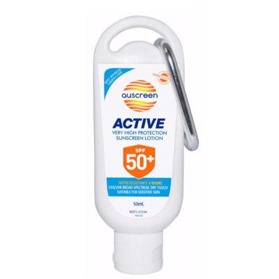 ausuncreen active - Auscreen Sunscreen