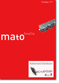 catalogue cover m mato clip - Conveyor Supplies