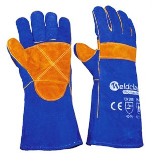 wc 0177x promax blue welding gloves 300x312 - Welding Gloves
