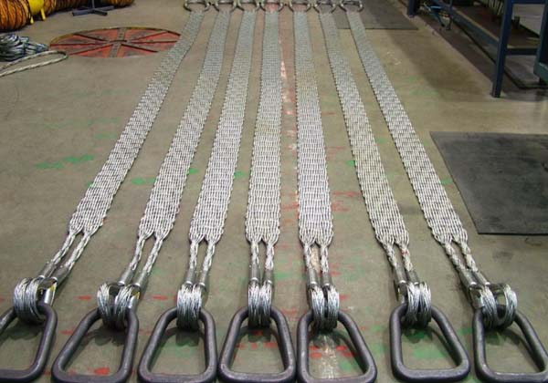 Superflex Wire Image FWS 2S - SUPERFLEX Wire Slings & Ropes