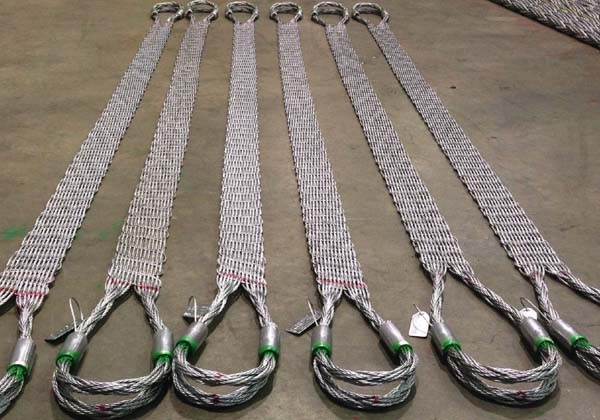 Superflex Wire Image FWS C - SUPERFLEX Wire Slings & Ropes