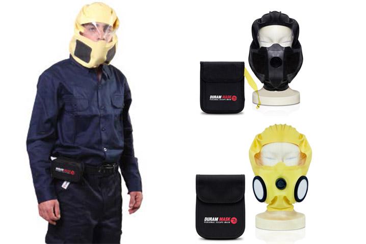 DURAM Escape Masks SF blog 2 - DURAM Escape Masks  - Self-Rescue Solution for Emergency Evacuation