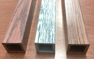 FRP Wooden 1 320x202 - Scavenger Supplies introduce the Fibreglass Profiles with Timber Finish