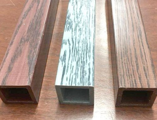 Scavenger Supplies introduce the Fibreglass Profiles with Timber Finish