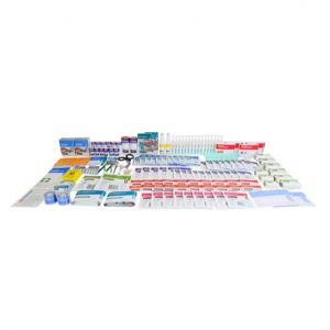 AFAK6RF contents4 300x300 - Commander FB 6 Series - Food and Beverage First Aid Kit Refill