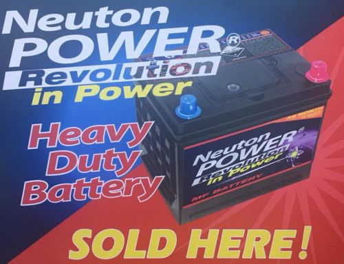 Full Range of Heavy Duty Batteries for Industrial, Vehicle, Marine, Motorbike