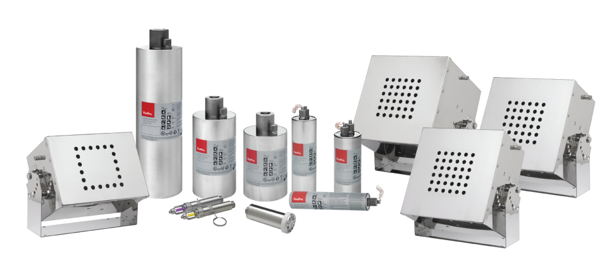 FireBan Product - FirePro Fire Suppression Systems