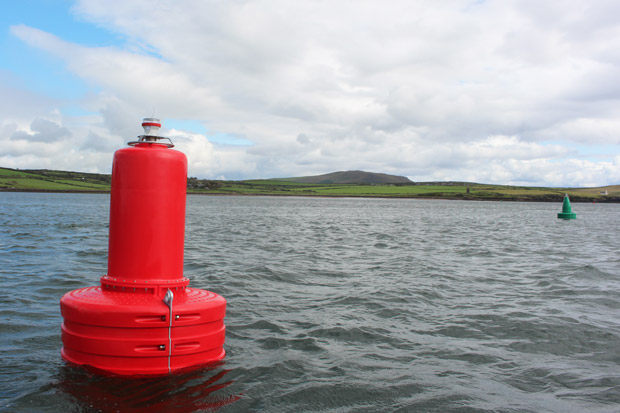 JFC MARINE Gannet Buoy Dingle Harbour 03 620px Wide - Marine Aids to Navigation From JFC Marine