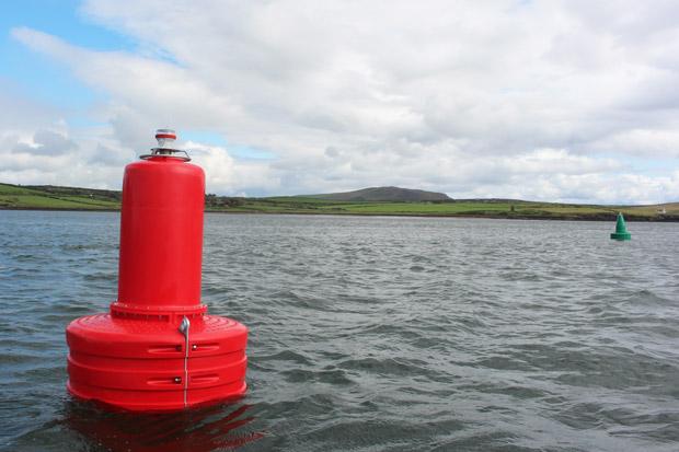 JFC MARINE Gannet Buoy Dingle Harbour 03 620px Wide - Marine Aids to Navigation From JFC Marine