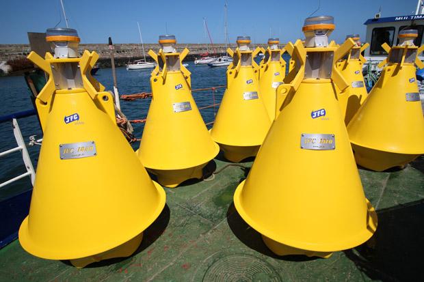 JFC MARINE NAV03 Yellow Cone 02 620px Wide1 - Marine Aids to Navigation From JFC Marine