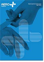catalogue cover - AERO Healthcare