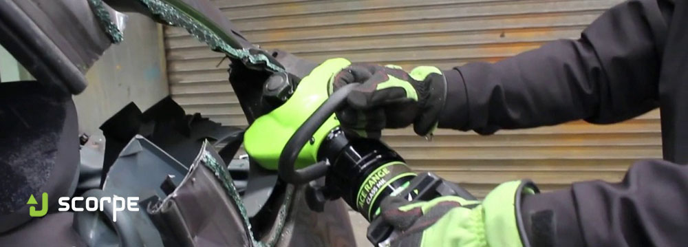 Scorpe 3 - SCORPE - Hydraulic Tools, Rescue Tools, Vehicle Extrication Tools, Fire Safety Products