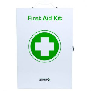 5M front 1 300x300 - Operator 5 Series - Metal First Aid Kit