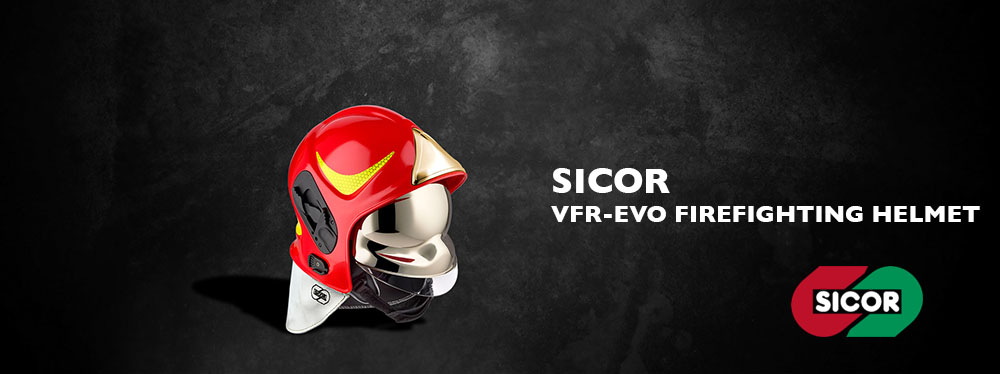 SICOR BANNER 1 - Sicor Firefighting Helmets in Australia