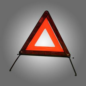 Triangle 300x300 - Voyager 2 Road Safety - First Aid Kit Triangle Refill