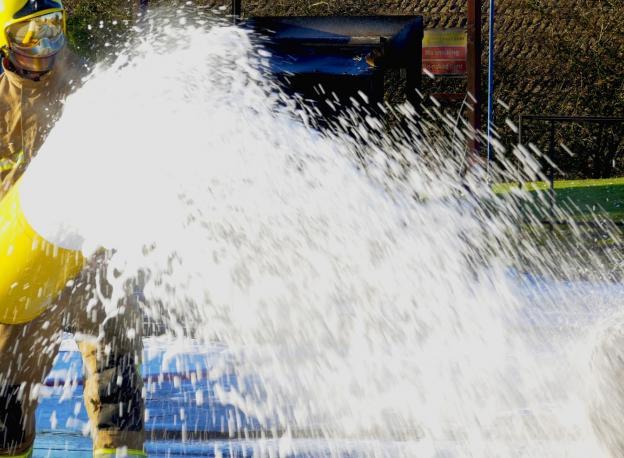 Foam Equipment Stills 16 - Delta Fire Fighting Equipment