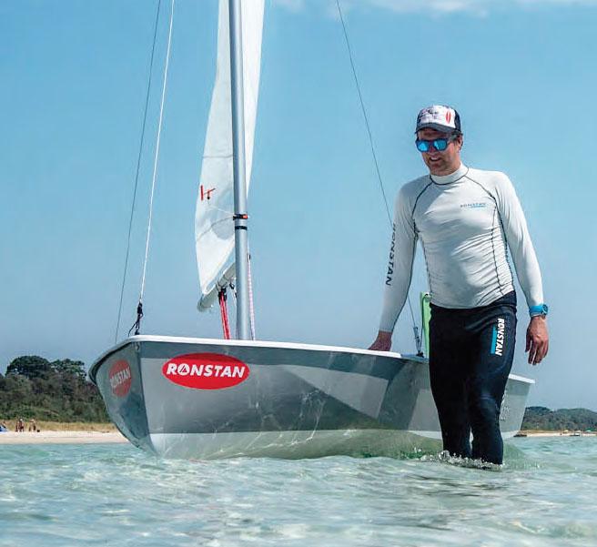 Sailing Gear 2 - RONSTAN Sailing Gears