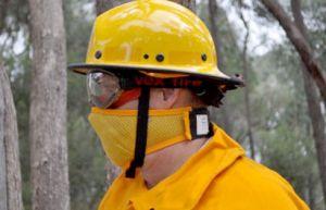 Fairair Fire Mask