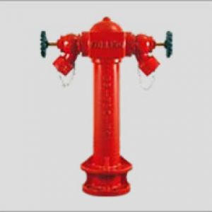 PH 1001 - 2 Way Fire Hydrant